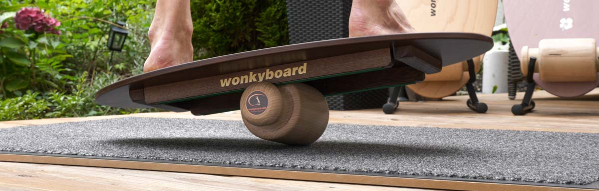 wonkyboard allround balance board