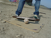 Wonkyboard Skate BE